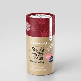 Katzenkekse - Lachs - 0.2 mg CBD - Total 120 mg CBD