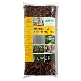 Romberg Mykoterra Power-Mix mit Perlite  50 Liter