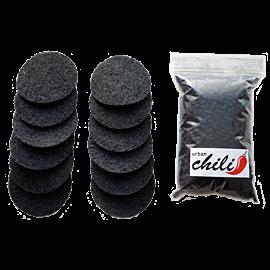 Filter / Pads + Pellets zu Urban Chili Box