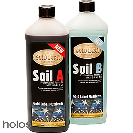 Soil A&B von Gold Label