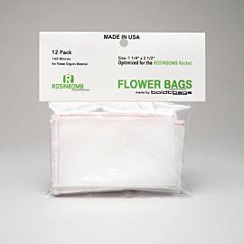 Rosinbomb Flowerbags 160 Micron / 12 Stk.