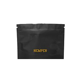 Hemper Grip small / 10 Stk. / schwarz / geruchsdicht!