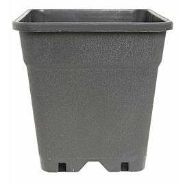 Topf Kunststoff vierkant 30,5 × 30,5 × 31,6 cm    18 Liter